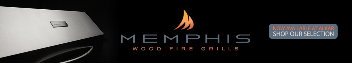 Memphis Grills now available at Alkar Billiards