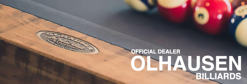 Olhausen Pool Table Dealer in Omaha, Nebraska