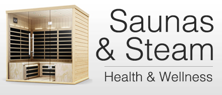 Omaha's Best Selection of Household and Personal Saunas