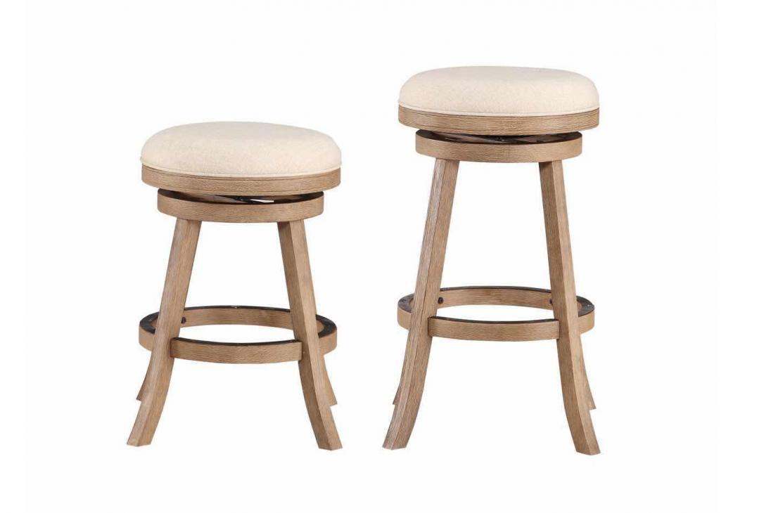 Boraam 40229 Cathedral Swivel Stool Alkar Billiards Bar