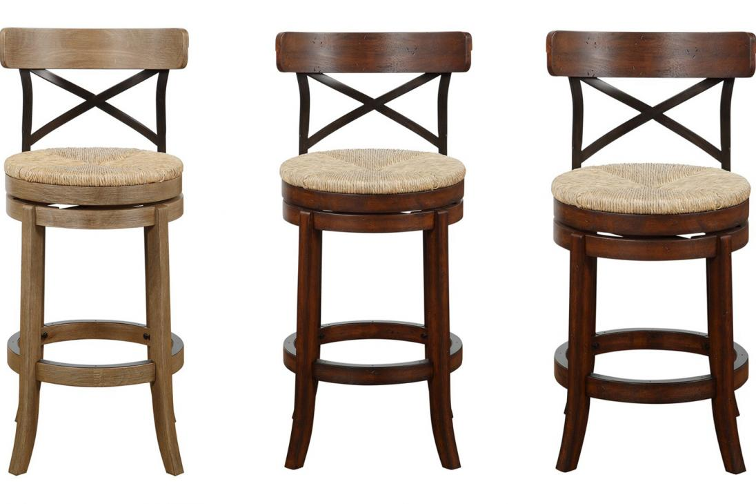 Boraam Armless Sumatra Swivel Stool Alkar Billiards