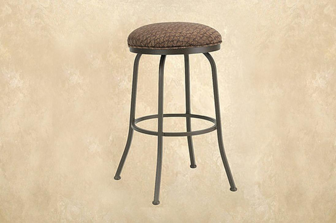 Trendler Swivel Tilt Bar Stool Callee Americana Backless