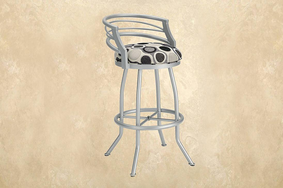 Callee Madison Swivel Barstool Metal Alkar Billiards