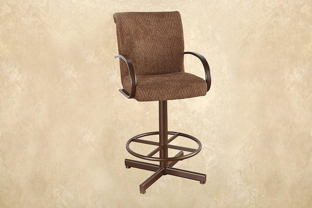 Callee Burnet Backless Swivel Barstool Alkar Billiards