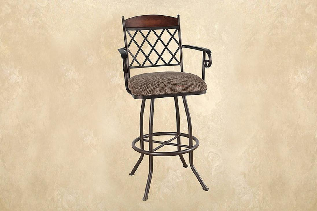 Callee Berkeley Swivel Barstool Metal Alkar Billiards