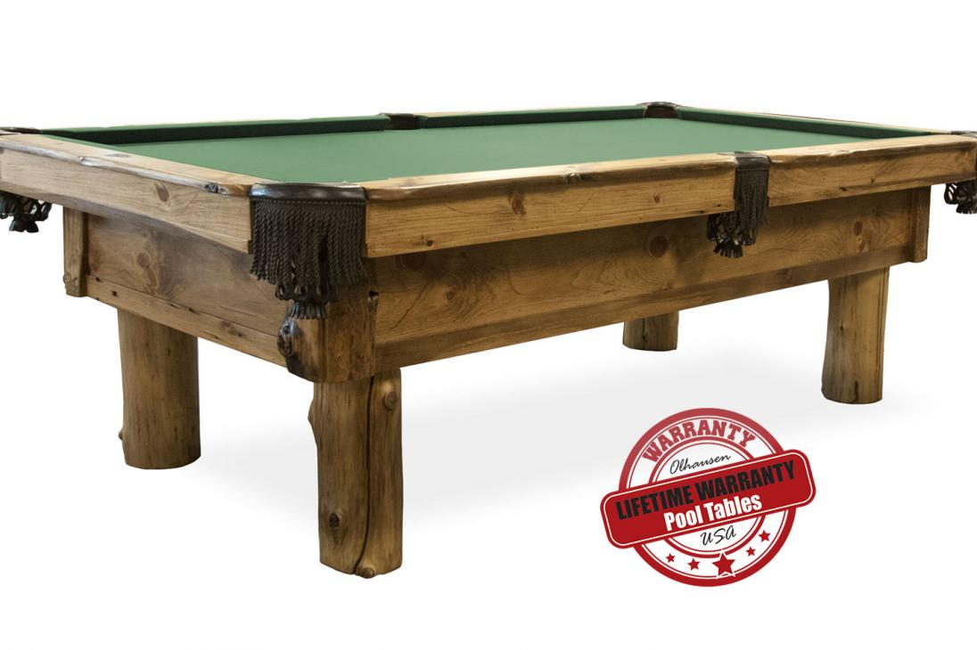olhausen pinehaven pool table call for price