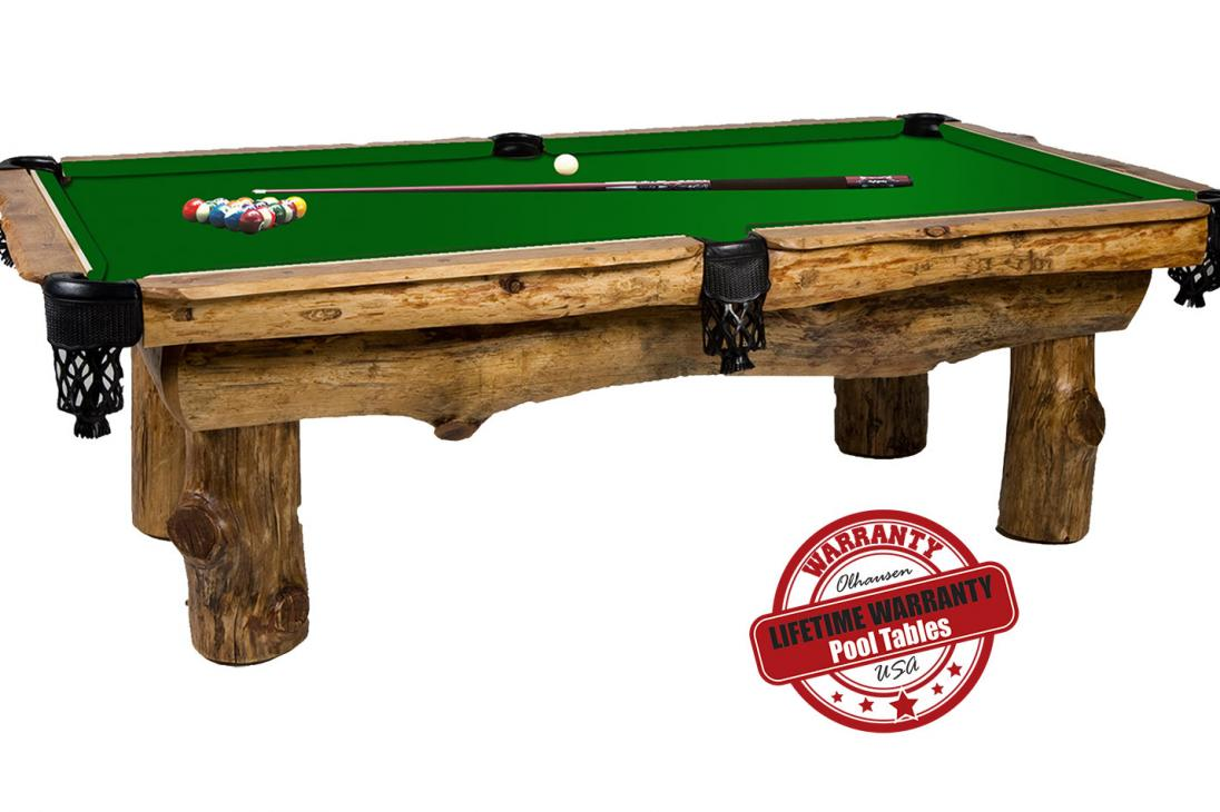 Olhausen Ponderosa Pool Table · Call For Price
