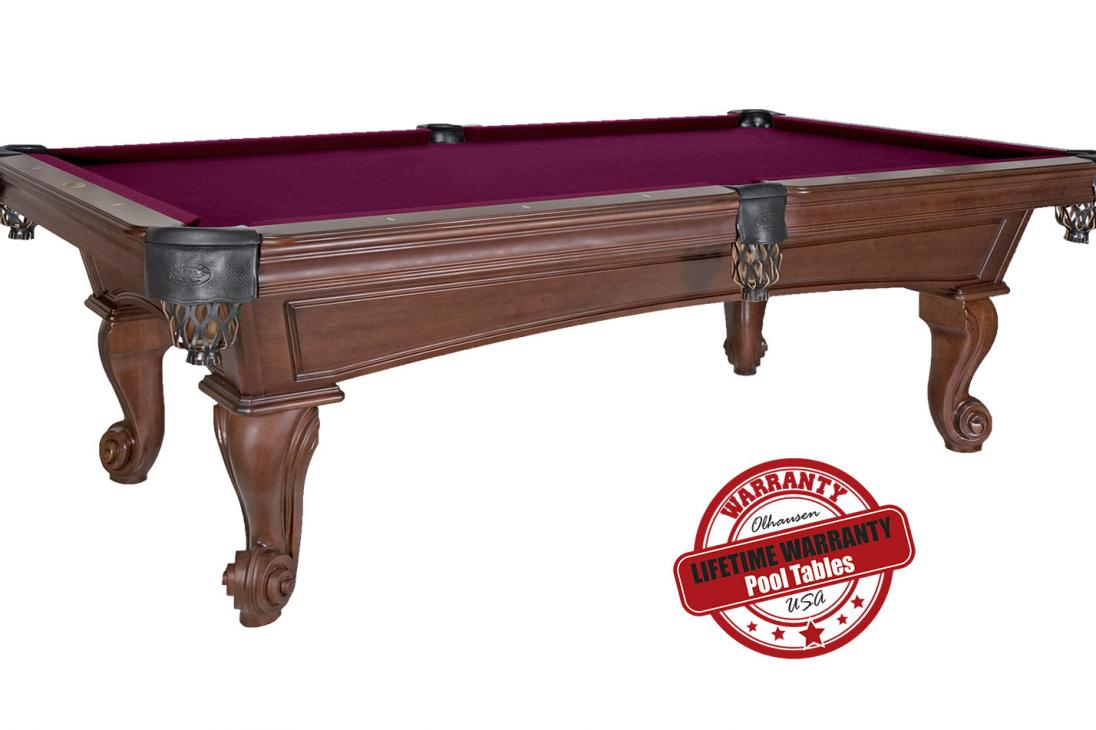 High Quality Olhausen Santa Ana Pool Table