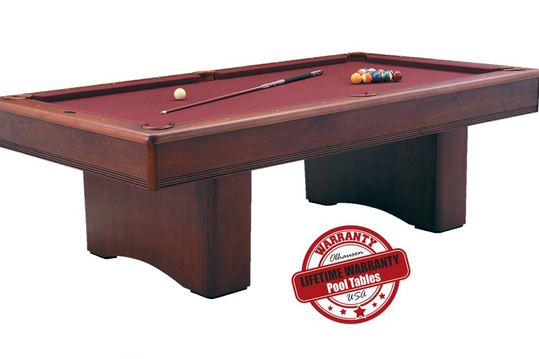 Olhausen York Pool Table · Call For Price