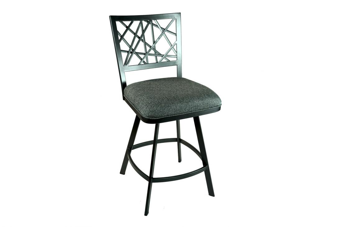 Fusion Designs Bridgeport Wood Bar Chair Alkar
