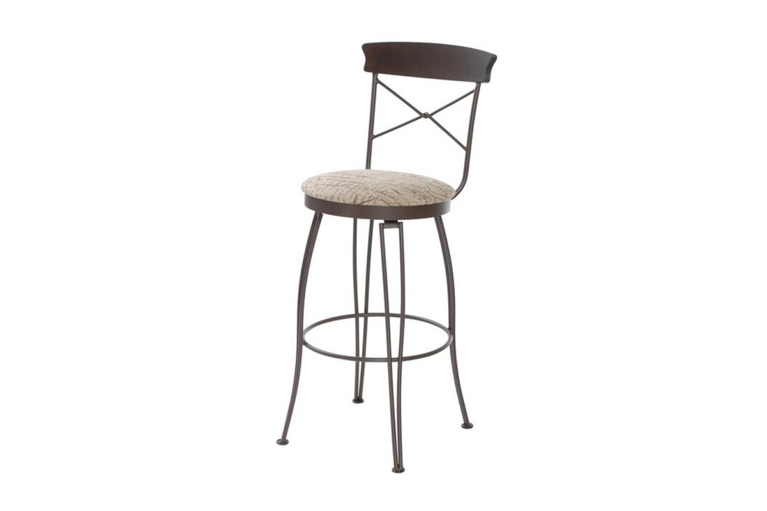 Trica Stools Mimosa Armless Alkar Billiards Bar
