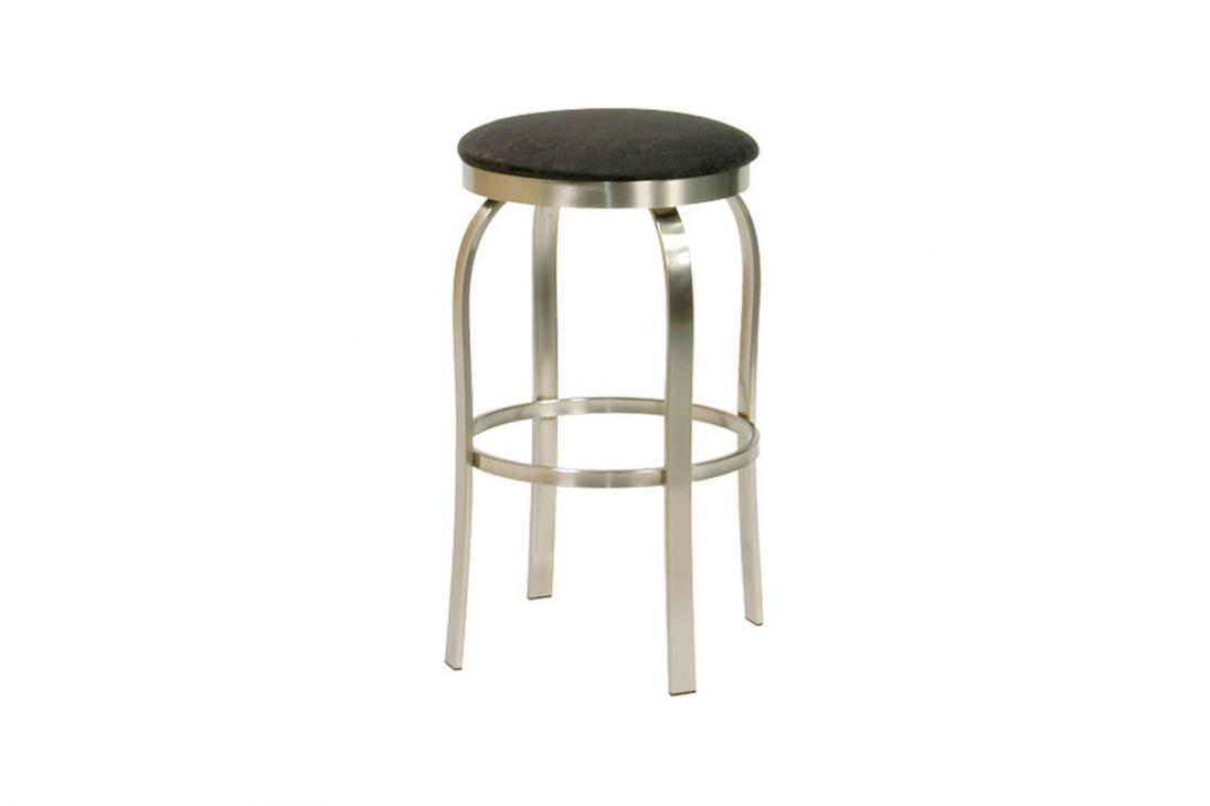 Trica Stools Truffle Backless