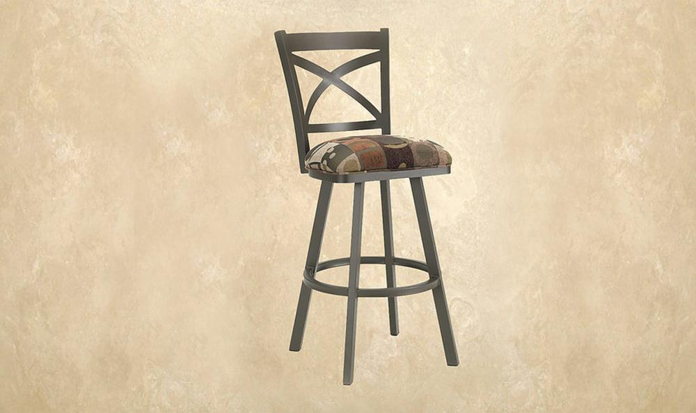 Callee Edison Swivel Barstool Metal Alkar Billiards