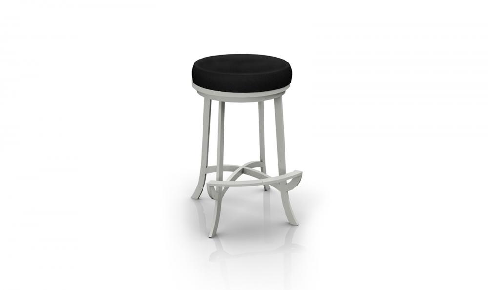 Patriot Barstool Disco Backless Alkar Billiards Bar