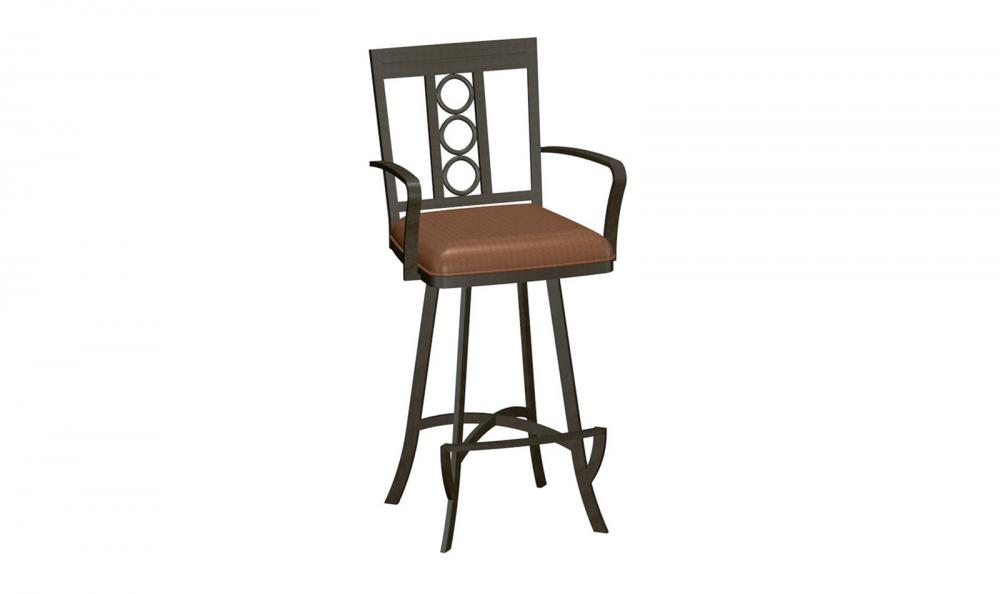 Patriot Barstool Lexington With Arms Alkar Billiards