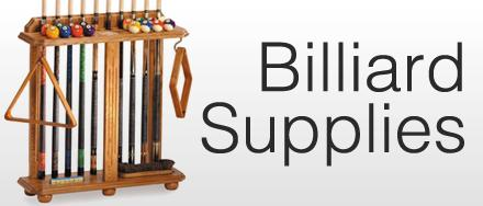 Billiards Racks, Stands and Accessories