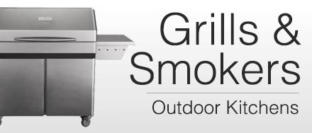 Omaha's Best Selection of Backyard Gas and Wood Grills and Smokers at the Best Prices