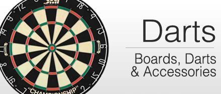 Omaha's Best Selection of Quality Dart Boards and Darts at the Best Prices