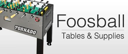 Omaha's Best Selection of Foosball and Bubble Hockey Tables at the Best Prices