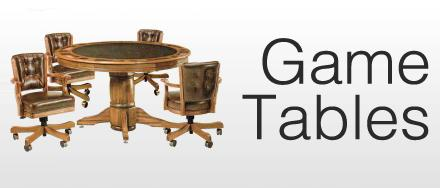 Omaha's Best Selection of Game Tables at the Best Prices