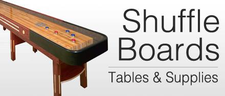 Omaha's Best Selection of Shuffleboards at the Best Prices