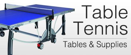 Omaha's Best Selection of Ping Pong and Table Tennis Tables at the Best Prices