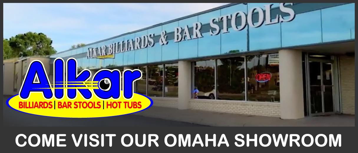 Visit Alkar Billiards Location in Omaha